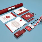 Papelaria administrativa – Team Health