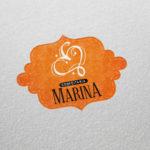 Logo – Confeitaria Marina