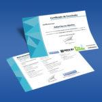 Certificado – Ladder Treinamentos