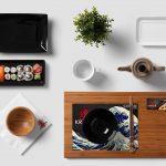 Branding – Kraken Sushi Bar
